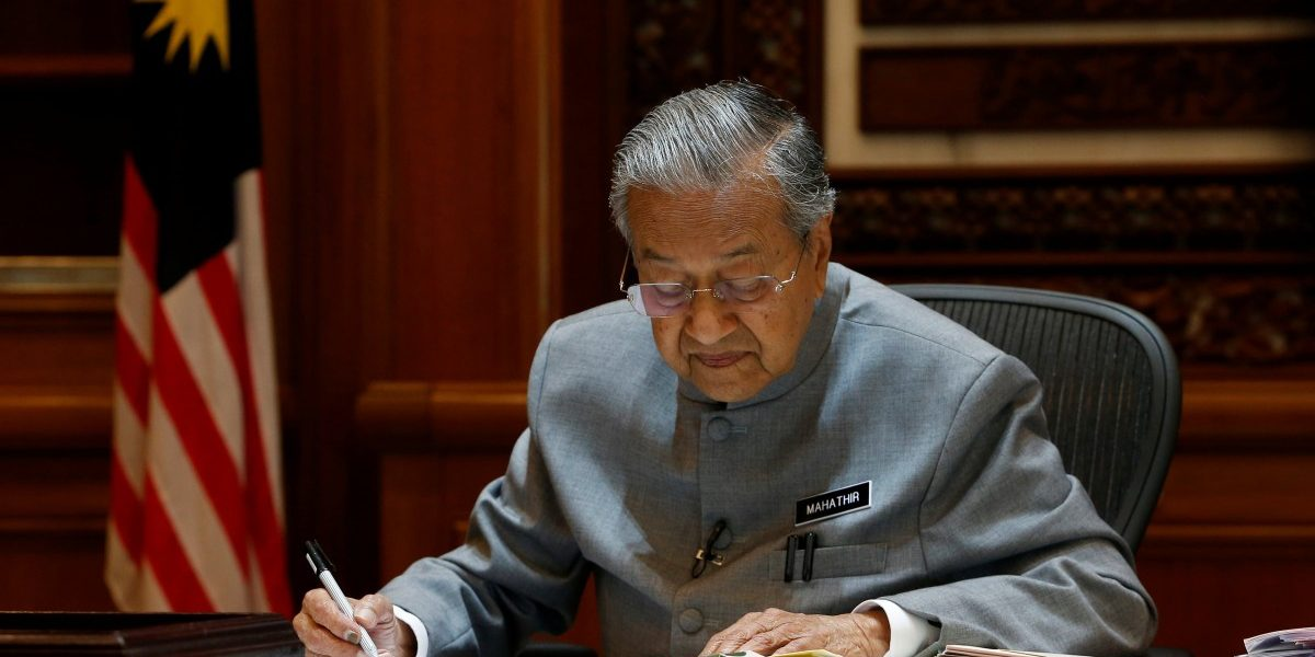Malaysia: A Tale of Promised Economic Reforms Gone Astray Under Mahathir Mohamad