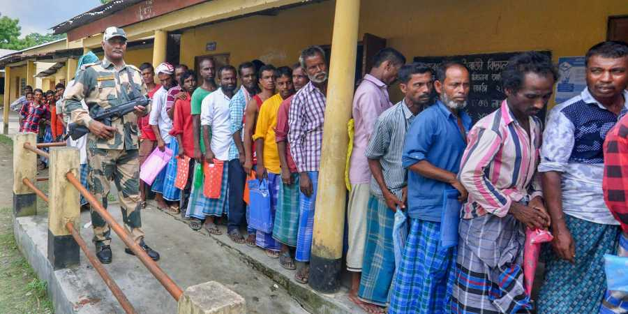 'More Hindus Forged Documents Than Muslims to Find Way Into NRC'