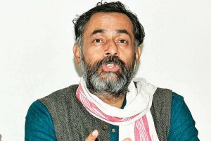 Yogendra Yadav's Flip-Flop on NOTA Mirrors the Alternative Reality of Saramago