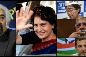 #PollVault: Sam Pitroda Puts Foot in Mouth Again, Priyanka Keeps up Attack on Modi