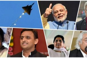 Poll Vault: Modi's Attack on 'Grand Alliance' and Cloud Cover for Airstrikes