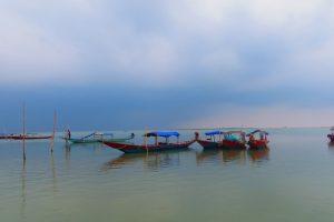 Cyclone Fani Creates Four New Mouths on Chilika Lake