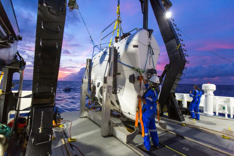 Trash Found Littering Ocean Floor in Deepest-Ever Sub Dive