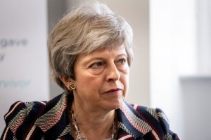 Party Members Tell Theresa May to Ditch Talks About Brexit With Labour Party