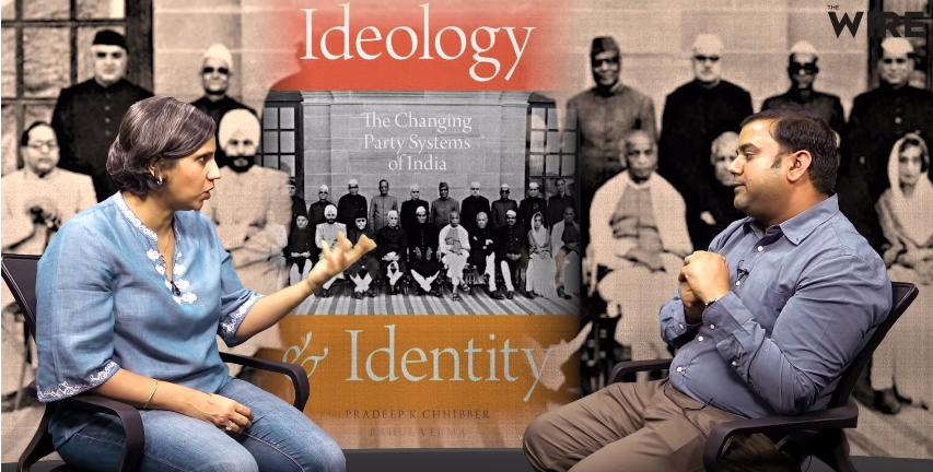 Watch | Majoritarian Politics Is Here to Stay: Ideology and Identity in Indian Politics