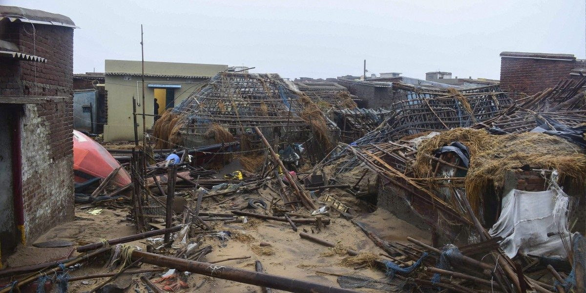 Cyclone Fani: Tentative Loss Estimated at Rs 12,000 Crore in Odisha