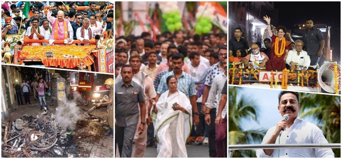 #PollVault: EC's Decision on Bengal Poll Campaign Ignites Fresh Criticism