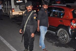 Guwahati: At Least 12 People Injured in Grenade Blast Outside Shopping Mall