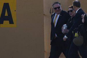 US Pulls Staff From Iraqi Embassy Anticipating Threats From Iran