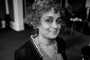 Arundhati Roy on Imagining Tomorrow and the Benign Face of Violence