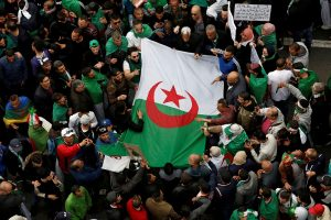 Protestors Reject Algerian Elections in the Name of Democracy