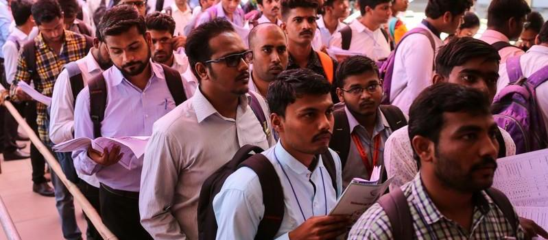 A Simmering Unemployment Crisis in India