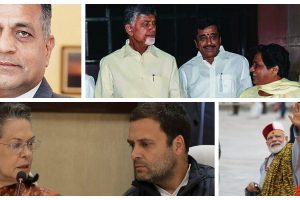 #PollVault: As Modi Goes on 'Pollgrimage', Opposition Leaders Discuss Alliances