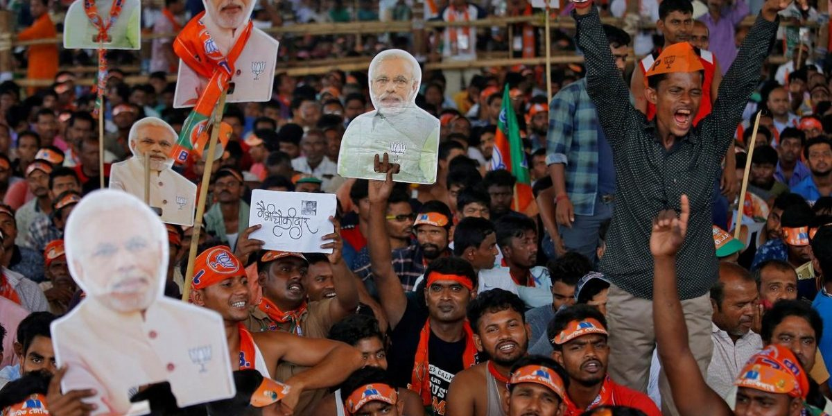BJP to Hold the Heartland, Steal the East and Cruise to Victory, Exit Polls Say