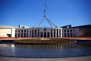 Conservative Coalition Wins Parliamentary Majority in Australia