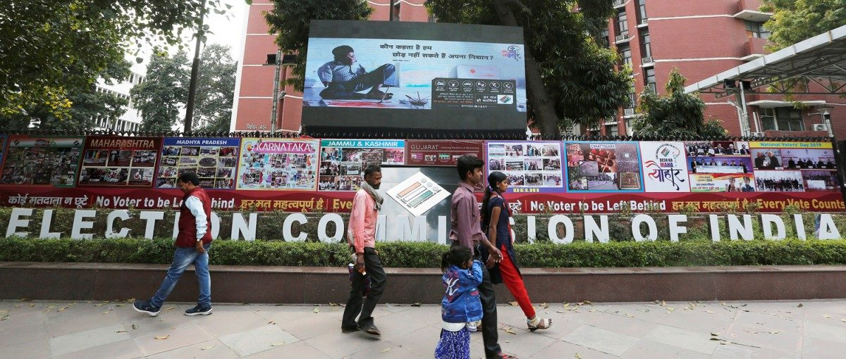 Elections 2019 Among 'Least Free and Fair' in Three Decades: Ex-Officials Write to EC