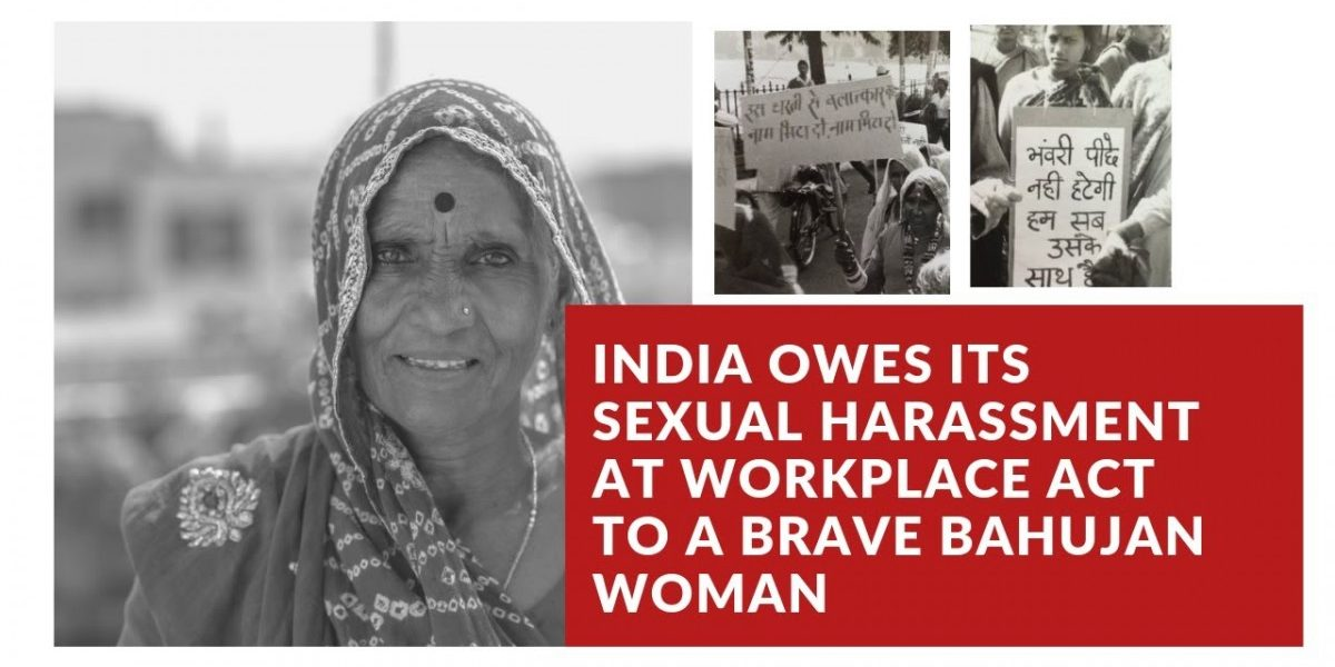 Watch | India Owes its Sexual Harassment At Workplace Act to a Brave Bahujan Woman