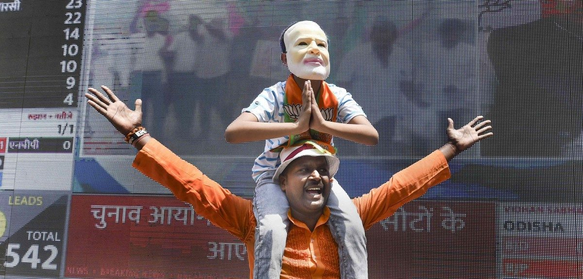 Election Results 2019: Narendra Modi to Rule India for Another Five Years
