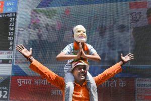 Vijayi Modi? Yes. Vijayi Bharat? Not on Your Life.