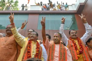 How BJP Held off the Mahagathbandhan in Uttar Pradesh