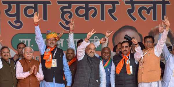Split in Indian National Lok Dal Aids BJP's Victory in Haryana