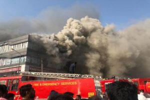 Gujarat: 16 Students Killed in Surat Building Fire, Several Jump to Escape