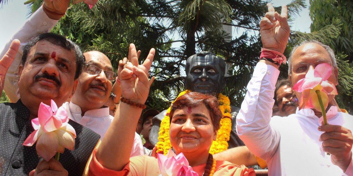 Pragya Thakur Aside, Why Digvijaya Could Have Never Won the Seminal Seat of Bhopal