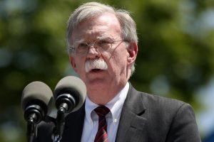 Donald Trump Fires Hardline National Security Adviser John Bolton