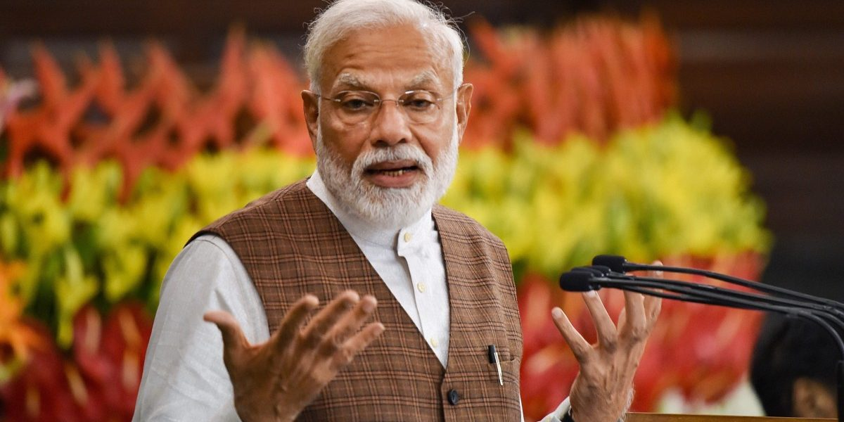 In Speech to NDA MPs, Narendra Modi Says Minorities Have Been 'Deceived'