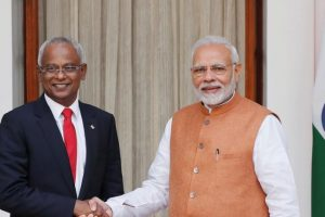 Maldives Likely to Be Modi's First Bilateral Visit After Poll Victory
