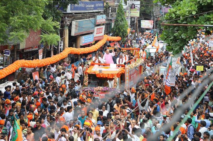 Three Factors That Led to the BJP's Impressive Gains in West Bengal