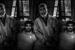 Besides Blindness, Mental Health Issues Plague Pellet Victims in Kashmir
