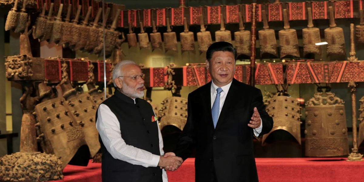 Are China and India Going Back to 1962?