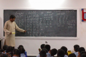 Why It Isn't Easy to Devise an Intermediary Script for Indian Languages
