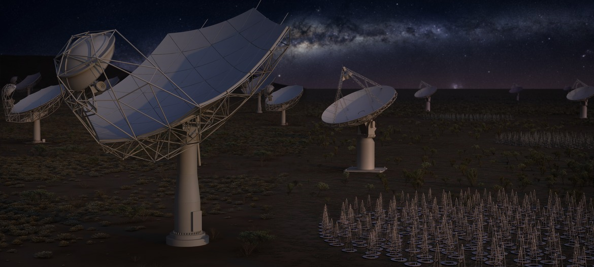This Global Network of Telescopes Will Let Us Tune in to the Universe