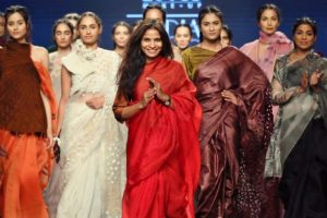 From Opulence to Sustainability, Indian Fashion Gets Redesigned