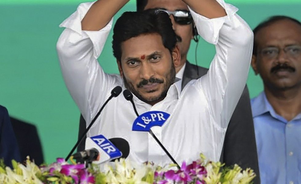 Andhra Chief Minister Jaganmohan Reddy to Have Five Deputy CMs in Cabinet