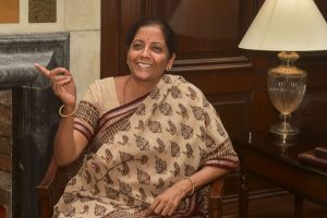 The Choice of Nirmala Sitharaman as Finance Minister