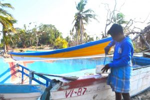 Gaja: When a Cyclone's Wake Is Worse Than the Cyclone Itself