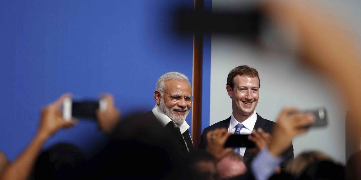 The Past and Future of Facebook and BJP's Mutually Beneficial Relationship