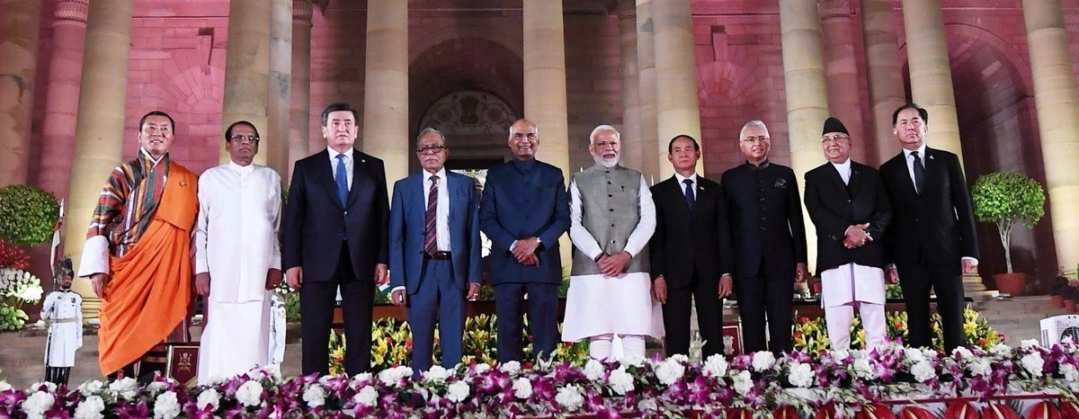 India's Focus Shift From SAARC to BIMSTEC Is Strategic, but Underused