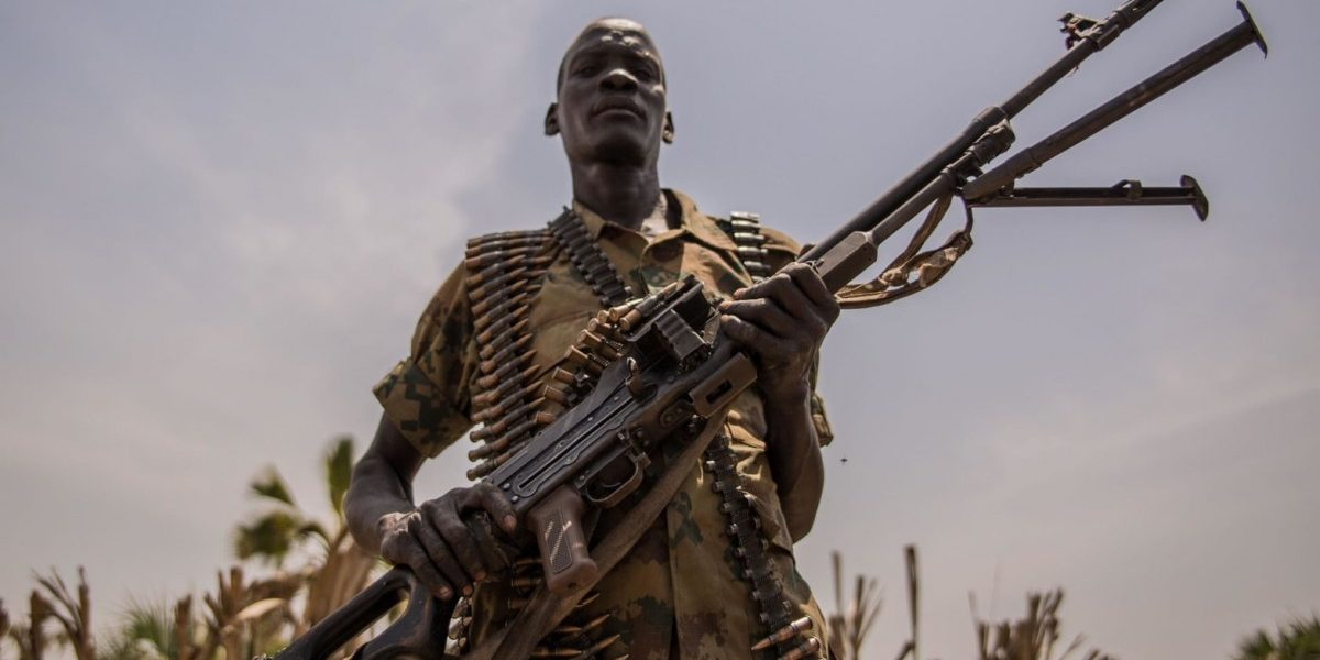 Sudan Military and Opposition Agree on Power-Sharing Deal