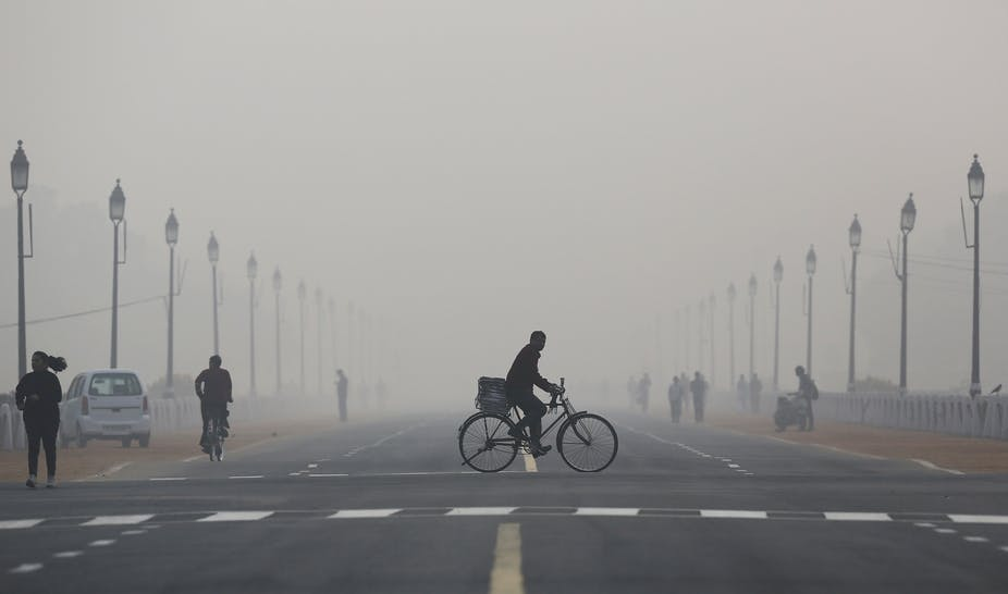 Fighting Air Pollution Is Everybody's Responsibility: UN India Agency Heads