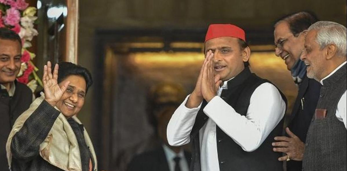 SP-BSP Alliance Was Not Here to Stay, But Don't Rule Out BJP Hand Behind Breakup