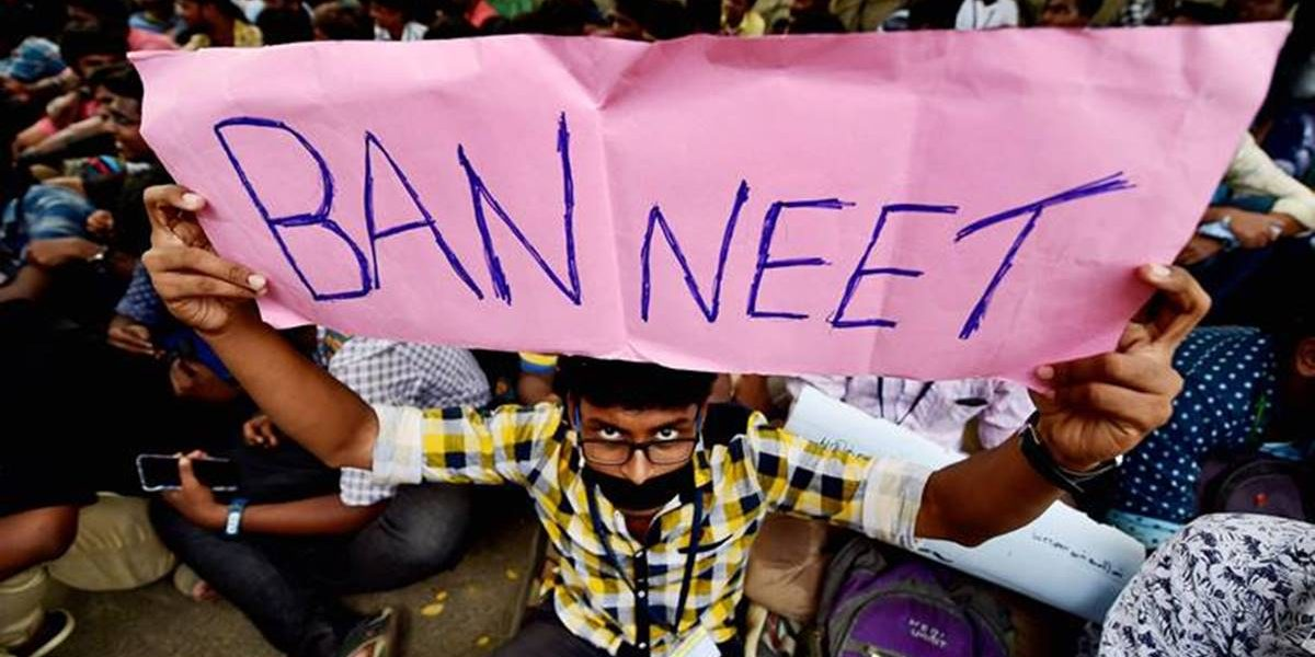 Common Entrance Exams Like NEET Ignore India's Gender and Social Realities