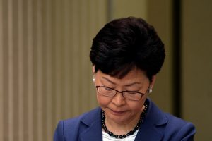 Hong Kong Leader to Meet Protesters' Demand to Withdraw Extradition Bill