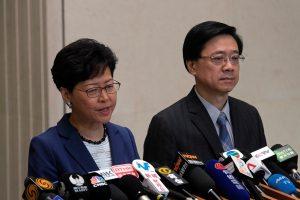 Despite Protests, Hong Kong Pushes Forward With Extradition Bill