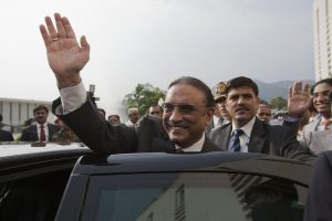 Pakistan's Former President Asif Ali Zardari Arrested on Corruption Charges