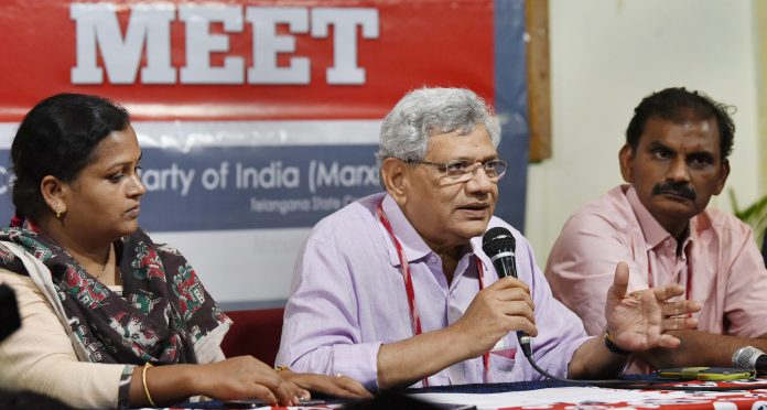 In Statement, CPI(M) Distributes the Blame for Left Front's Electoral Losses
