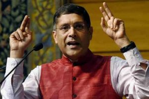 India Grew at 4.5%, Not 7%, Between 2011-12 and 2016-17: Ex CEA Arvind Subramanian